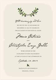 wedding announcements wording wedding announcement verbiage sles of wedding announcement