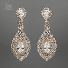 bridal drop earrings bridal drop earrings ebay