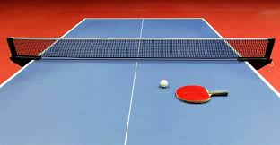 ping pong table playing area what is the official ping pong table size livestrong com