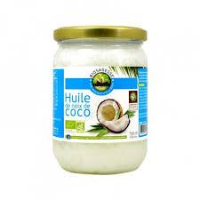 huile de noix de coco cuisine huile de coco vierge bio équitable 500ml nutri naturel