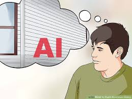 Exterior Paint For Aluminum Siding - how to paint aluminum siding 12 steps with pictures wikihow