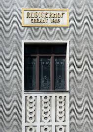 architektur ã sterreich secessionist architecture rüdigerhof vienna nouveau