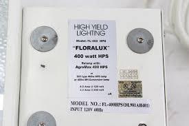 400 Watt Hps Grow Light Htg Supply Floralux 400w Hps Grow Light Fl 400hps Property Room