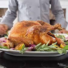 flash roasted turkey recipe