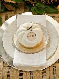 thanksgiving place settings ideas