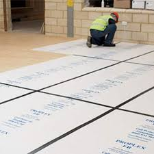 leading supplier of temporary protection materials protec