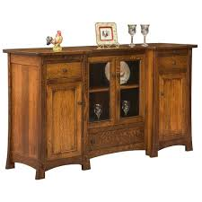dining room storage solid wood hutches u0026 buffets u2013 amish tables