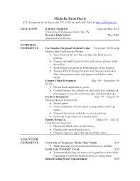 skin care resume resume for study