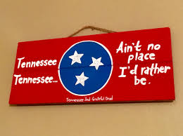 Tennesse Flag Tennessee Jed Plank Shop615