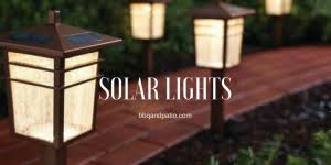 Best Path Lights by The 8 Best Solar Path Lights