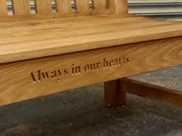 border signs u0026 graphics memorial benches