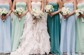 bridal party dresses the secrets of successful mismatched bridesmaids 3 0 the