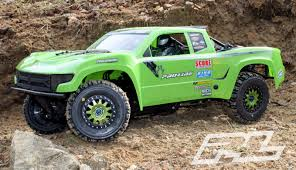 bronco trophy truck pro line upgrades axial u0027s yeti score truck pro line factory team