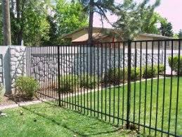 custom wrought iron fencing and working ornamental utah
