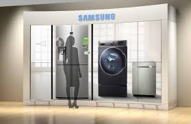 For The Home Store by Samsung Brings Innovation To The Home Appliance Aisle With