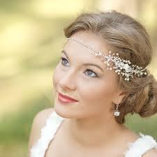 grecian headband bohemian wedding headpiece bridal fascinator wreath halo