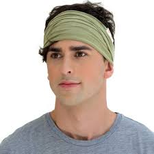 hairband men green headband for men men s fashion headband