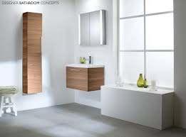 Walnut Bathroom Mirrors Aqua Decor Venice 36 Inch Modern Bathroom Vanity Set W Medicine