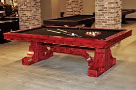 plank and hide rexx pool table a u0026c billiards and barstools