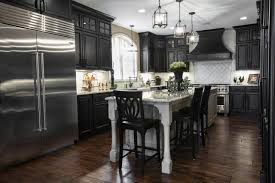 black and white kitchen designs beautiful black u0026 white kitchen designer q u0026a callier and thompson