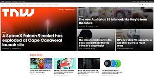 design magazine site 10 beautiful modern magazine web layouts