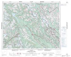 New Mexico Topographic Map by Nrcan Topo Maps U2013 Yellowmaps Map Store