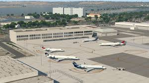 San Diego Airport Terminal Map by Ksan San Diego International X Plained The Source For All