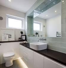 rustic bathroom mirror ideas bronze towel hanger beige round