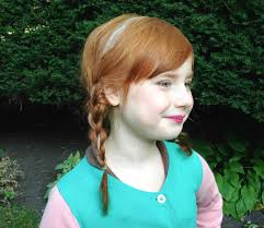anna from frozen hairstyle hair and makeup for anna from disney s frozen parlor diary