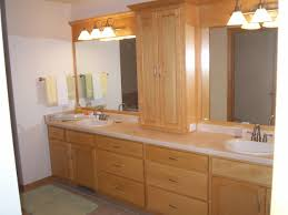 Traditional Bathroom Designs by Bathroom Design Natural Bathroom Vanity Ideas With Oak Wood