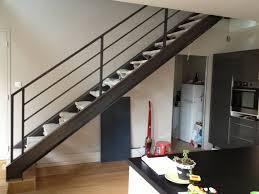 escalier design bois metal contigiani escalier contemporain sur mesure à toulouse