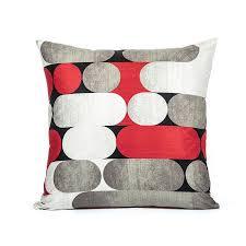 Grey Decorative Pillows Affordable Pillows Popsugar Home
