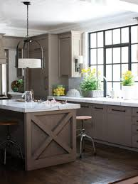 granite countertops rustic kitchen island lighting flooring