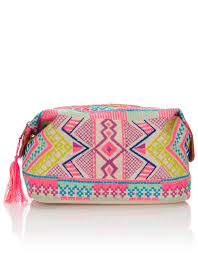 the summer holiday edit ikat neon and cosmetics