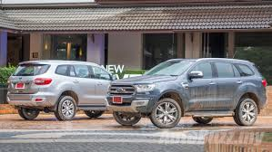 2016 Ford Everest 2016 Ford Everest Launched In Malaysia Priced From Rm199k To