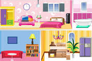 Dolls House Decorating Games Pretty Doll House Game