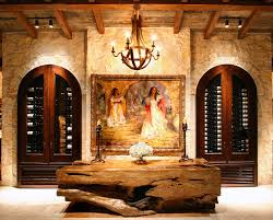 Custom Home Design Ideas Pictures Spanish Style Interior Design The Latest Architectural