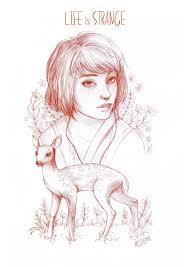 we love this series of life is strange drawings by life is