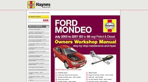 haynes mol practically manuals