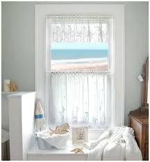 Small Bathroom Window Curtains Bathroom Window Curtains That Are So Charming And Warm
