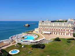 Biarritz France Map by Where To Stay In Biarritz France Trip101