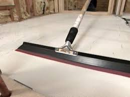 Diy Bathroom Flooring Ideas How To Pour A Concrete Floor How Tos Diy