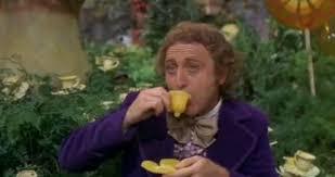 Meme Generator Wonka - willy wonka drinking tea memes imgflip