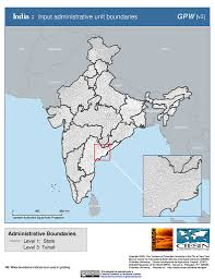 India Population Map by Maps Gridded Population Of The World Gpw V3 Sedac