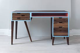 Mid Century Modern Desk Captivating Mid Century Modern Desk Twuzzer