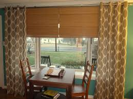 interior luxury windows curtain ideas with gold and blue sheer
