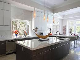 Small Kitchen Appliances Garage With Tiled Backsplash by Eat In Kitchen Plate Racks Above Cabinet Storage Hanging Utensil