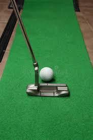 mini golf de bureau golf de bureau photo stock image du bille perte 3714730