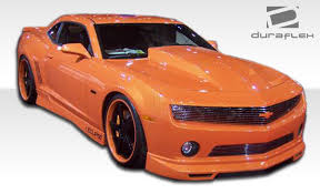 camaro kits free shipping on duraflex 10 13 chevy camaro v6 racer kit