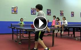 maryland table tennis center usatt video of the day